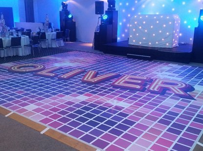 Custom Dance Floors