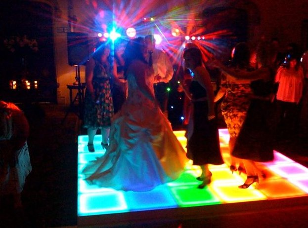 Dance Floor Hire Services