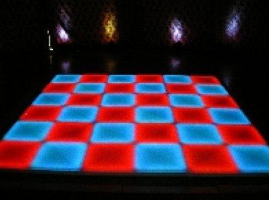 Night Fever Dance Floor Hire Services